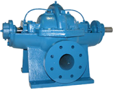 horizontal split case pumps-weinman-LVM