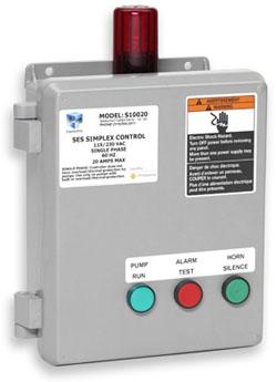Custom Built Pump Control Panels Trench Amp Marine Pumps